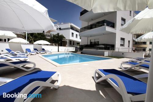 Amplio apartamento de dos dormitorios en Trogir