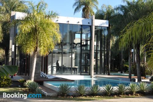 Place in Paso de la Patria. Pool!
