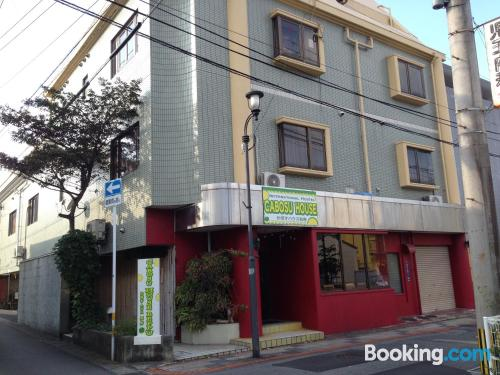 Apartment in Beppu with heating and wifi