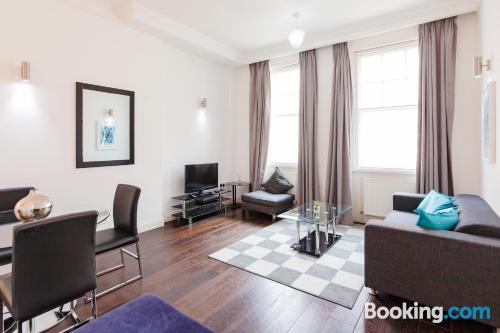 Perfect one bedroom apartment. London is waiting!