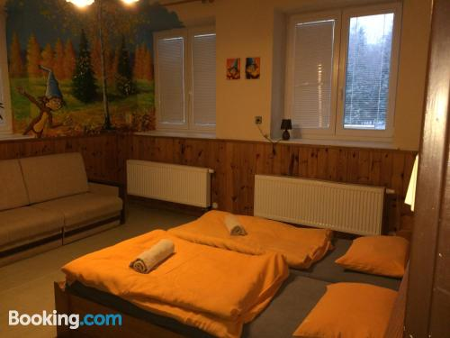 Petite studio with terrace