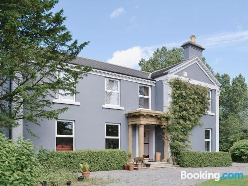 Place for 6 or more. Aspatria is yours!
