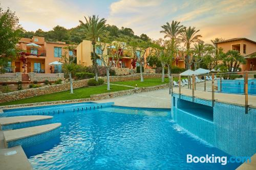 Apartment with terrace in Son Servera.