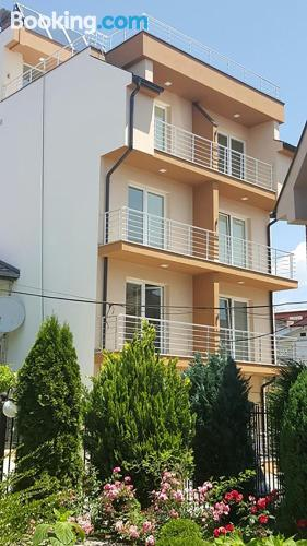1 bedroom apartment in Struga. Cute!
