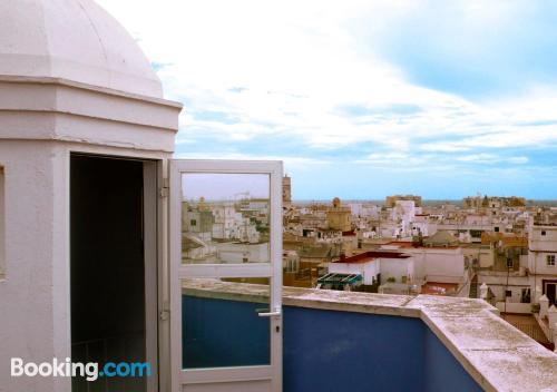 Apartamento en zona céntrica en Cádiz