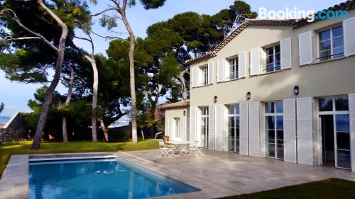 Place in Sete. For 2 people