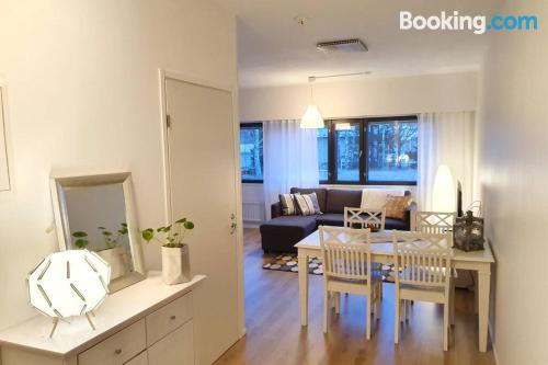 Convenient one bedroom apartment in Vaasa.
