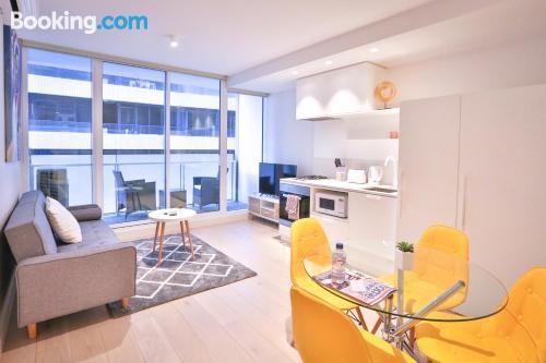 One bedroom apartment. Wifi!.