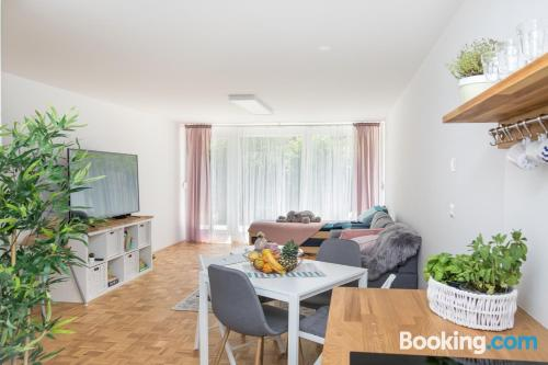 Good choice 1 bedroom apartment with terrace.