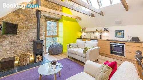 Kid friendly apartment with two bedrooms
