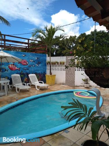 Apartment for couples in Porto de Galinhas in downtown. Stay!