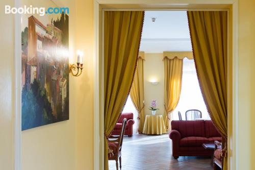 Apartment for couples in great location of Todi