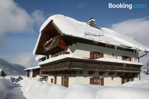Apartamento con terraza en Abtenau.