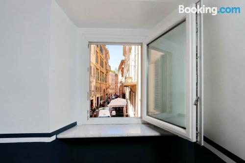 Spacious place in center. Rome is yours!