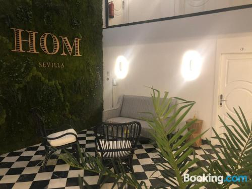 Apartment in Seville in incredible location