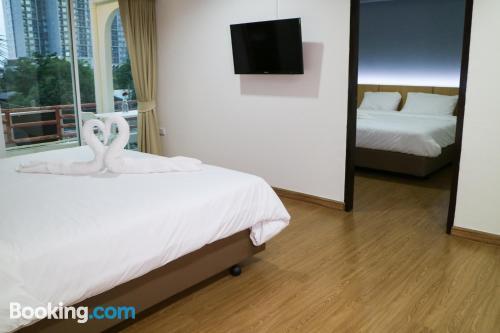 Convenient apartment for 2 people