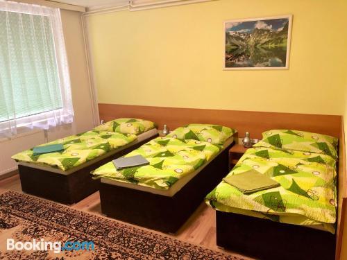 Sleep in Brno with terrace