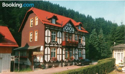 Apartamento en Altenbrak con conexión a internet y vistas