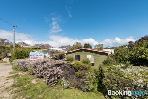 Amplio apartamento en Coles Bay ¡Con terraza!