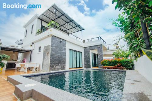 Apartment in Hua Hin with terrace