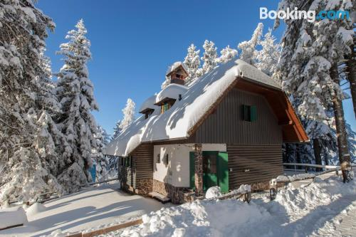 Home in Cerklje na Gorenjskem. Perfect for six or more!.
