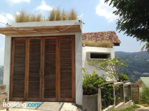 One bedroom apartment in Kandy. For two people