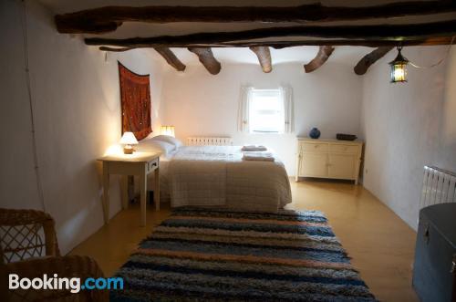 Amplio apartamento de dos dormitorios con terraza