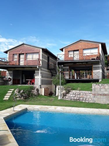 Convenient place with pool and terrace