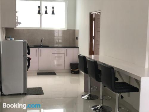 Apartamento de tres dormitorios en Nugegoda.