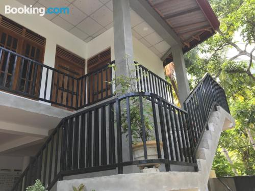 Apartment for 2 people in Unawatuna. Air-con!.