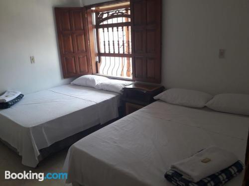 Apartamento en Santa Fe de Antioquia con conexión a internet