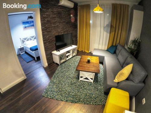 One bedroom apartment in Năvodari.