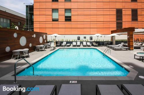 Enjoy in Los Angeles with terrace!.