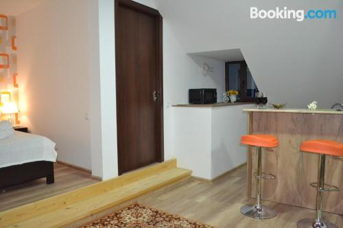 Apartment with terrace in Mtskheta.