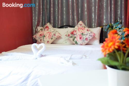 Apartamento bonito en Bangkok perfecto parejas