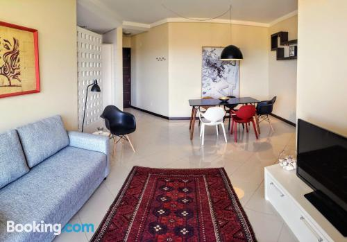Apartment with internet in Florianópolis.