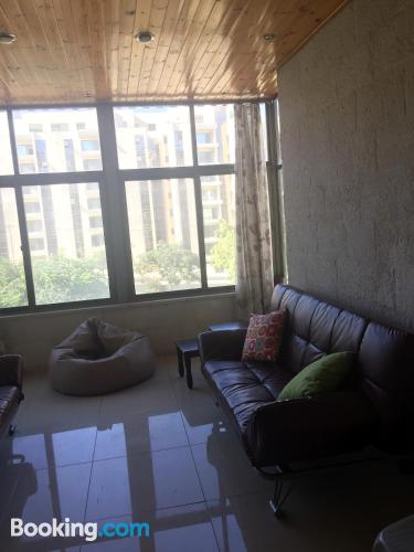 Apartamento de 60m2 en Aman. ¡Conexión a internet!