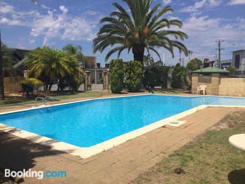 Apartamento en Perth con piscina