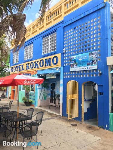 Place in Culebra with internet