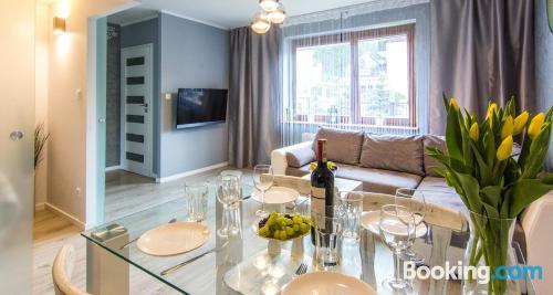 Apartamento en Karpacz con conexión a internet