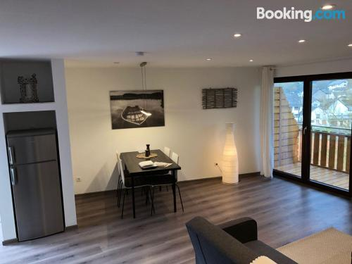 Apartment with terrace. 55m2!
