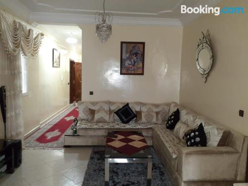 2 rooms home in Tetouan.