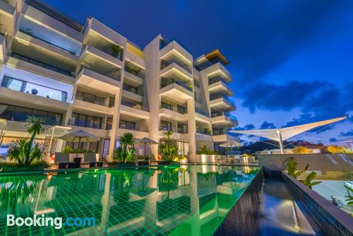 Apartment in Surin Beach. Giant and in downtown.