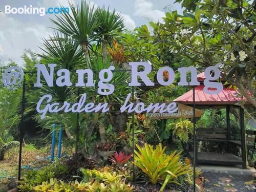 Experience in Nang Rong. Perfect!