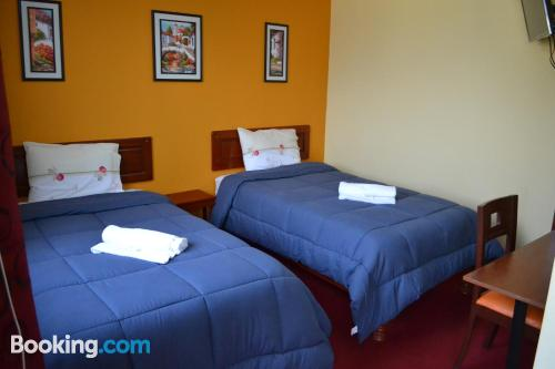 Terrace and wifi place in Arequipa for 2 people