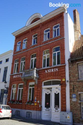 Apartment in Bruges in best location