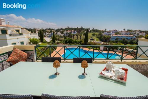 Apartamento con piscina en Carvoeiro