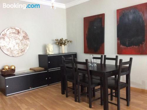Three room apartment. Perfect for 6 or more