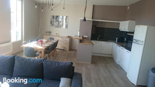 Perfect location in Agen. Convenient for 6 or more