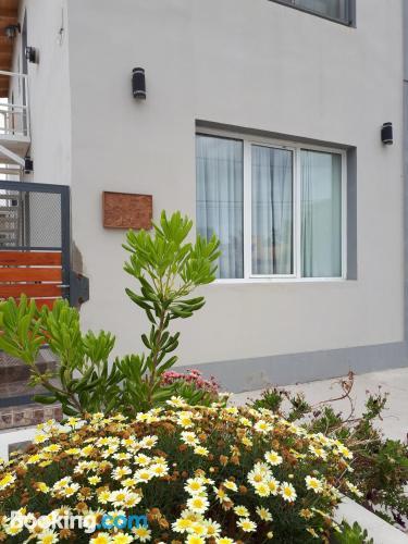 Apartamento de 45m2 en Puerto Madryn con calefacción y conexión a internet